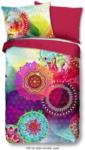 Möbelix Bettwäsche Esplanad 140/200cm Pink/Multicolor