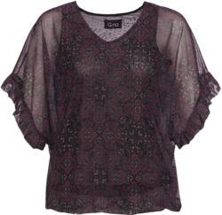 Damen Shirt mit Allover-Muster (Nur online)