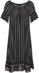Damen Kleid mit Carmen-Ausschnitt