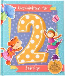 Geschichtenbuch für Zweijährige