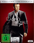Saturn James Bond 007 - Casino Royale Limited Steelbook Edition