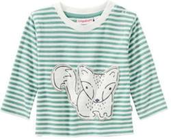 Baby-Jungen-Shirt mit Fuchs-Applikation