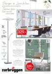 Zurbrüggen Design & Leuchten - bis 31.07.2020