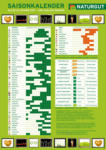 NATURGUT Bio-Supermarkt Saisonkalender - bis 30.04.2020