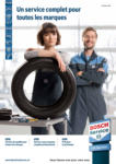 Garage R. Saner AG Brochure de printemps Bosch Car Service - au 31.05.2020
