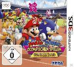 Saturn Mario & Sonic bei den Olympischen Spielen London 2012 (Software Pyramide)