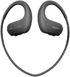 Walkman® NWWS414B Wasser- und staubdicht, 8GB, Sports MP3 Player, schwarz