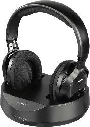 WHP 3001BK Over-Ear Funkkopfhörer 100m Reichweite, schwarz