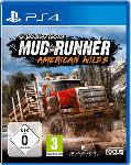 Saturn Spintires: MudRunner - American Wilds Edition
