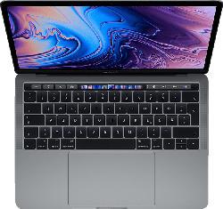 APPLE MacBook Pro MR9Q2D/A-139417 mit französischer Tastatur, Notebook mit 13.3 Zoll Display, Core i5 Prozessor, 256 GB SSD, Intel® Iris™ Plus-Grafik 655, Space Grau