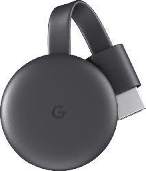 Chromecast 3 2018, schwarz (GA00439-AT)