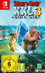 MediaMarkt Asterix & Obelix XXL3: Der Kristall-Hinkelstein [Nintendo Switch]