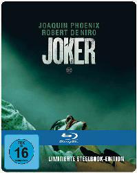 Joker - Exklusives Steelbook