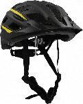 Saturn Fahrradhelm Urban Montis L/XL, schwarz