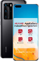 P40 Pro 256GB Black mit Android™ Open Source (ASO)