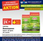 Würth-Hochenburger - Baustoffniederlassung Substral Rasensamen - bis 31.10.2020
