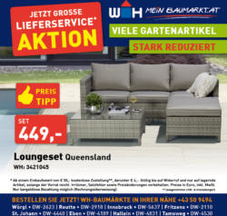 Loungeset Queensland