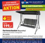 Würth-Hochenburger - Baustoffniederlassung Gartenschaukel Bayenthal - bis 31.10.2020