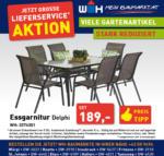 Würth-Hochenburger - Baustoffniederlassung Essgarnitur Delphi - bis 31.10.2020