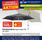 Würth Hochenburger - Baustoffniederlassung Kurbelschirm Expert Auto Tilt - bis 31.10.2020