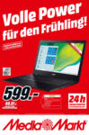 Media Markt Multimediaangebote - bis 30.03.2020