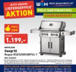 Würth-Hochenburger - Baustoffniederlassung Napoleon Gasgrill Rogue RSE525RSIBPSS-1 - bis 31.10.2020
