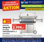 Würth-Hochenburger - Baustoffniederlassung Napoleon Gasgrill Prestige PRO665RSIBPSS-3 - bis 31.10.2020