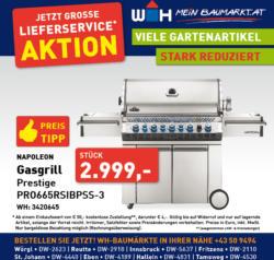 Napoleon Gasgrill Prestige PRO665RSIBPSS-3