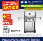 Würth-Hochenburger - Baustoffniederlassung Napoleon Gasgrill Rogue RXT425SIBPSS-1 - bis 31.10.2020