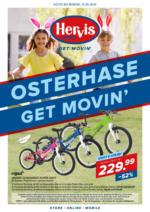 HERVIS - OSTERHASE GET MOVIN'