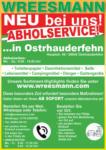 Wreesmann Wreesmann Abholservice! - bis 01.04.2020