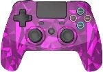 MediaMarkt Gamepad 4S, bluetooth, bubblegum