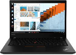 Notebook ThinkPad T490, schwarz (20N2004EGE)