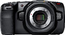 Pocket Cinema Camera 4K (Micro-Four-Thirds Mount)