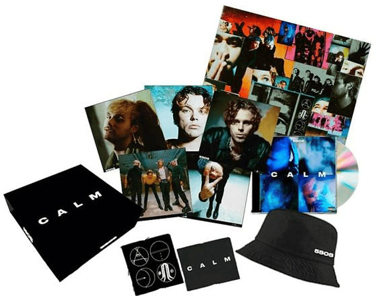 Calm Limited Fanbox Edition