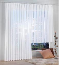Fertig-Store Yana, weiß, ca. 175 x 300 cm