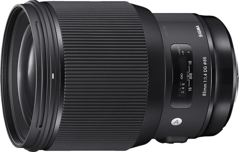 Objektiv Art AF 85mm 1.4 DG HSM für Canon