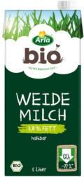 Arla Bio H-Weidemilch 1,5/3,8 % Fett, jede 1-Liter-Packung