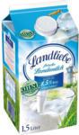 real Landliebe Landmilch 1,5/3,8 % Fett,  jede 1,5-Liter-Packung - bis 04.04.2020