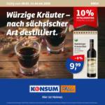 Konsum Dresden Wöchentliche Angebote - bis 04.04.2020