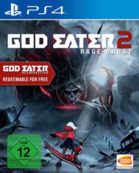 God Eater 2: Rage Burst (inkl. God Eater Resurrection)