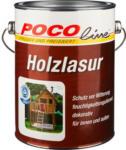 POCO Holzlasur nußbaum2,5 Liter