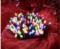 LED-Lichterkette-240er multicolor