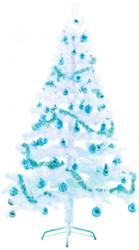 Weihnachtsbaum weiß 180 cm