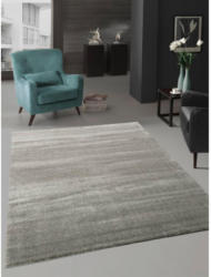 Teppich Topas ca. 160 x 230 cm silber