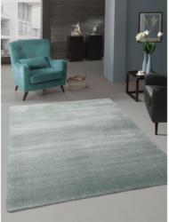 Teppich Topas ca. 60 x 110 cm blau