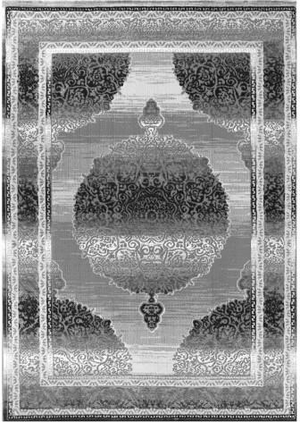 Teppich Efil Lux ca. 160 x 230 cm 2349 anthrazit