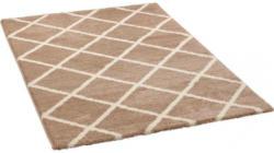 Teppich Monza ca. 120 x 170 cm beige