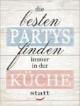 Möbelix Dekopaneel Partys & Küche