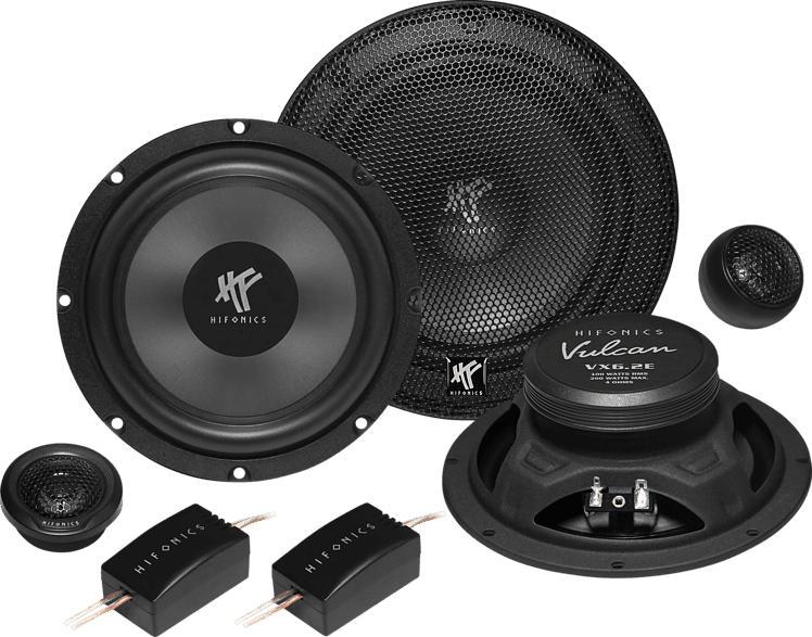 HIFONICS VX 6.2E Lautsprecher Passiv